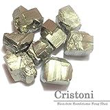 2 Pyrite Cubique Pérou 20 mm