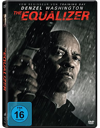 The Equalizer - Dvd-the Equalizer