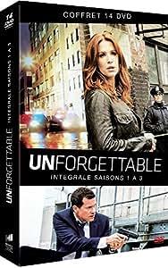 Unforgettable - Intégrale saisons 1 à 3