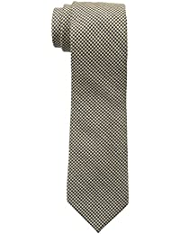 Haggar Men's Tall Extra Long Tiny Houndstooth Tie