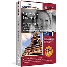 Sprachenlernen24.de Französisch-Basis-Sprachkurs: PC CD-ROM für Windows/Linux/Mac OS X + MP3-Audio-CD für MP3-Player. Französisch lernen für Anfänger.