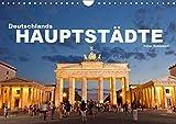 Deutschlands Hauptstädte (Wandkalender 2019 DIN A4 quer): 12 faszinierende Fotos der Hauptstädte deutscher Bundesländer in einem Kalender vom ... (Monatskalender, 14 Seiten ) (CALVENDO Orte) - Peter Schickert
