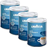 Lavazza DEK Kaffee, Decaffeinato, gemahlen in Dose (4 x 250g)