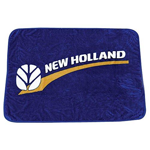 New Holland raschel coperta usato  Spedito ovunque in Italia