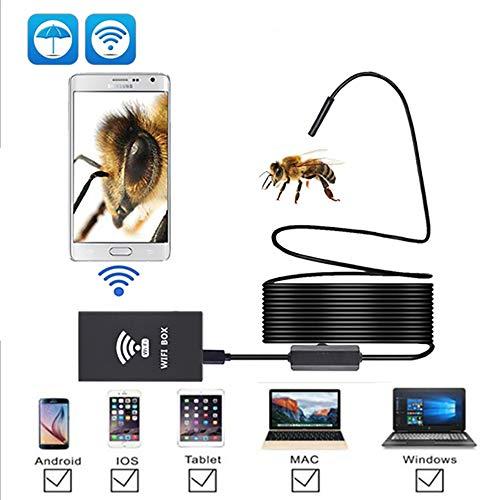 Xianxian88 Detector de oído del otoscopio del USB