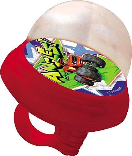 Bocina Timbre Niño Infantil Blaze Monster Machines Manillar Bicicleta 80192 6187