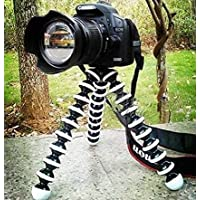 SPYKART® Gorilla Tripod (13 Inch Height) for Camera, DSLR and Smartphones with Universal Mobile Attachment- Gorillapod…