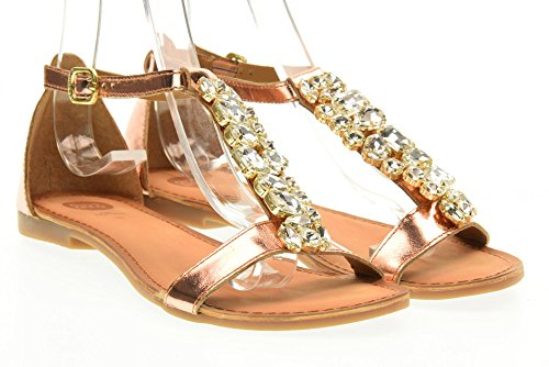 GIOSEPPO scarpe donna sandali bassi 40706-97 MATINA Rosa