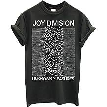 Camiseta Hombre Joy Division - Grunge Texture Camiseta 100% algodòn LaMAGLIERIA