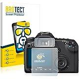 BROTECT AirGlass Flexible Glasfolie für Canon EOS 40D Schutzfolie, Glas Folie – Extrahart, Ultraleicht