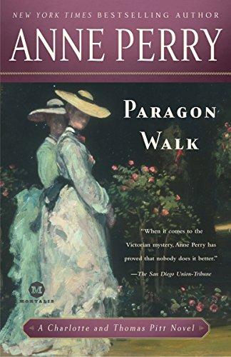Paragon Walk: A Charlotte and Thomas Pitt Novel - Paragon Perry Anne Walk