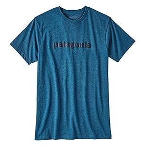 Patagonia M 'S Text Logo Shirt, Herren