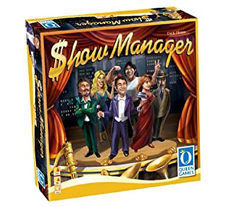 Queen Games 6060 - Show Manager (B003ONUB3Q) | Amazon Products