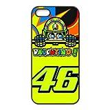 Telecharger Livres iPhone 5 5S Coque Valentino Rossi VR46 Moto GP Logo VR46 li91369 (PDF,EPUB,MOBI) gratuits en Francaise