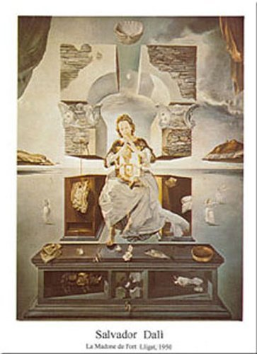 Buyartforless Madonna di portlligat von Salvador Dali 20x 16Art Print Poster