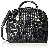 Cavalli Women's Small handbag #TrueDiva 004 Top-Handle Bag black Schwarz (Black 999)