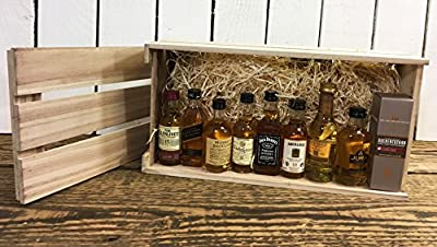 Wicker Gift Crate
