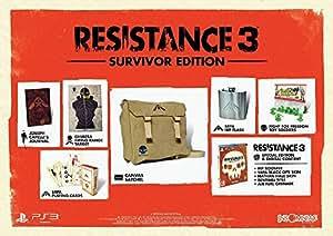 Resistance 3 - survivor edition