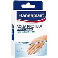 Hansaplast Aqua Protect Hand Set Pflaster, transparent, 4Größen, 16 Stück preisvergleich bei billige-tabletten.eu