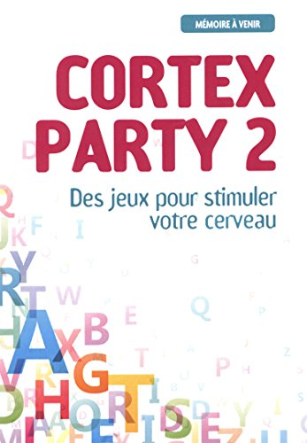 Cortex party II par Anne de Pingon