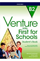Descargar gratis Venture into First for Schools: Venture Into First Student's Book en .epub, .pdf o .mobi