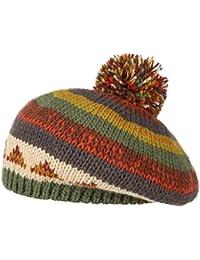 Amazon.es  boina vasca - Gorros de punto   Sombreros y gorras  Ropa 778b161e0f8