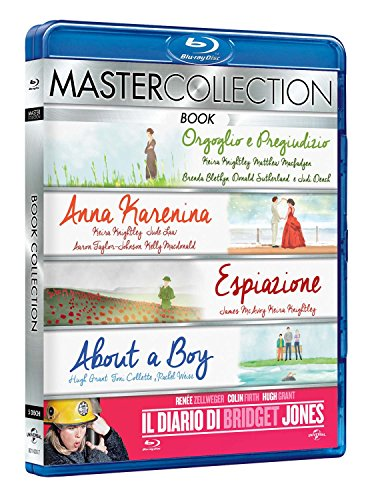 Book Collection (5 Blu-Ray)