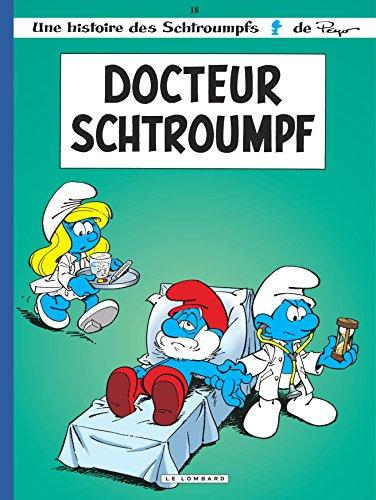 Le Docteur Schtroumpf, tome 18