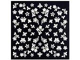 Nailart Sticker Flower Lace 02