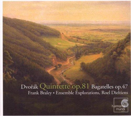 DVORAK - Quintette op.81 - Bagatelles op.47