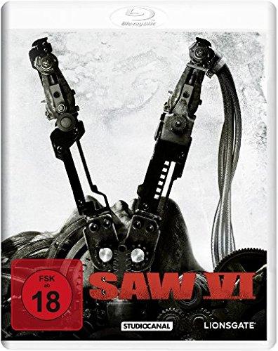 Bild von Saw VI - White Edition [Blu-ray]