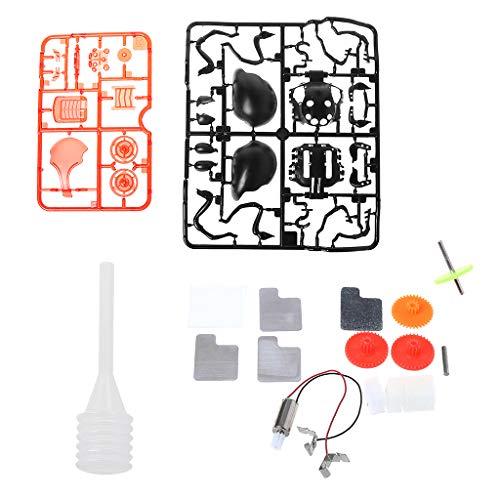 ZJL220 Kinder Wissenschaft Bildung Spielzeug Innovative DIY Puzzle -