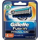 Gillette Fusion Proglide FlexBall Manual Shaving Razor Blades - 4s Pack (Cartridge)