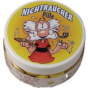 Nichtraucher-Pille (Traubenzucker)