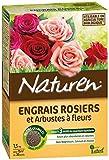 Naturen Engrais Rosiers et Arbustes A Fleurs 1,5 kg