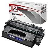PerfectPrint schwarz PerfectPrint Kompatible Toner patrone ersetzen Q7553X Tonerkartusche für HP LaserJet M2727nf M2727nfs P2014P2014N P2015P2015D, P2015DN, P2015DTN, P2015N P2015x - gut und günstig