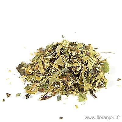 Floranjou - Infusion Mélange cinq plantes