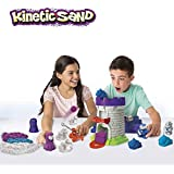 Kinetic Sand - Torreon Mágico (Bizak 61921425)