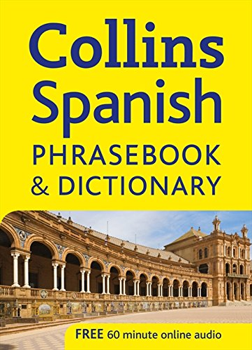 Collins Spanish Phrasebook and Dictionary Cover Image