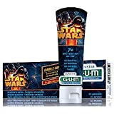 GUM Star Wars Toothpaste Gel 7 Years Old and More 50ml