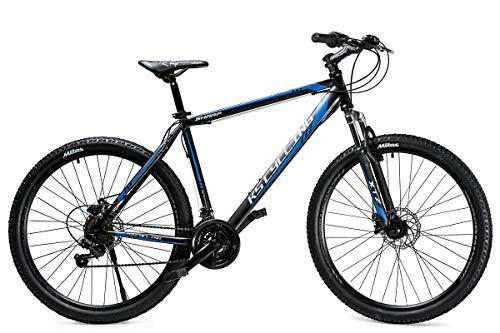 KS Cycling Mountainbike Hardtail 27,5'' Sharp schwarz RH 51 cm