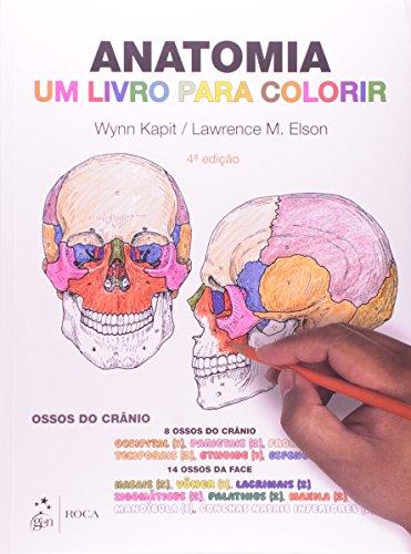Anatomia. Um Livro Para Colorir (Em Portuguese do Brasil)