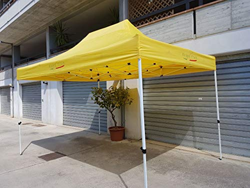 Catalogo prodotti gazebo giallo