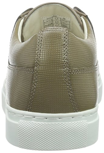 Hugo Corynna Vs 10191393 01, Baskets Basses Femme Beige (Dark Beige 250)