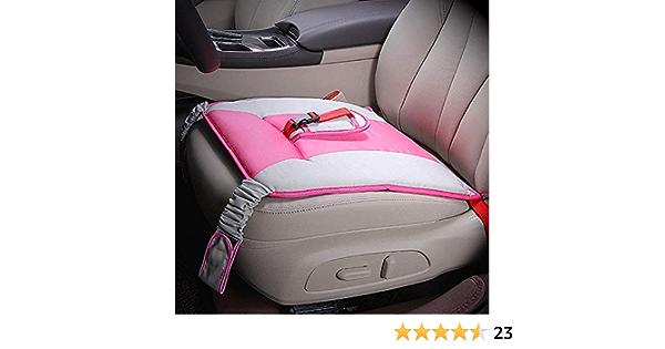 Angelkiss Schwangerschaft Gurt Bauch Schild Mutterschaft Sicherheit Schwangerschaftsgurt Auto Rutschfest Sitzauflage Für Schwangere Rosarot Baby