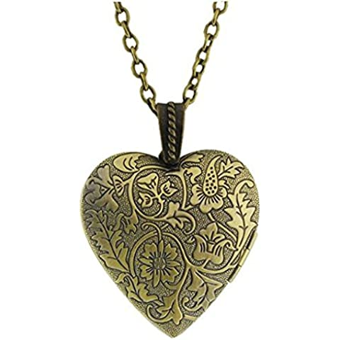 Locket del cuore per le donne