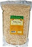 #8: Sattvic Foods Big Leaf Rolled Oats, 1.5kg