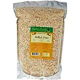 Sattvic Foods Big Leaf Rolled Oats, 1.5kg