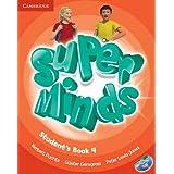 Super minds. Student's book. Con espansione online. Per la Scuola elementare. Con DVD-ROM: Super Minds  4 Student's Book with DVD-ROM