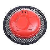 Vinteky automatischer Wischroboter elektrischer Bodenwischer Bodenreinigung (rot)